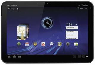 Motorola Xoom Wi-Fi only Tablet images