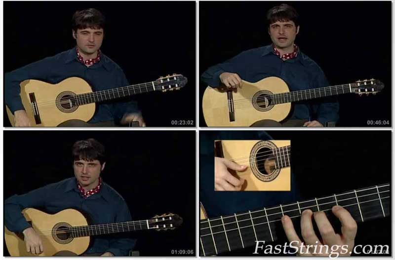 Aaron Gilmartin - Learn to Play Flamenco Guitar