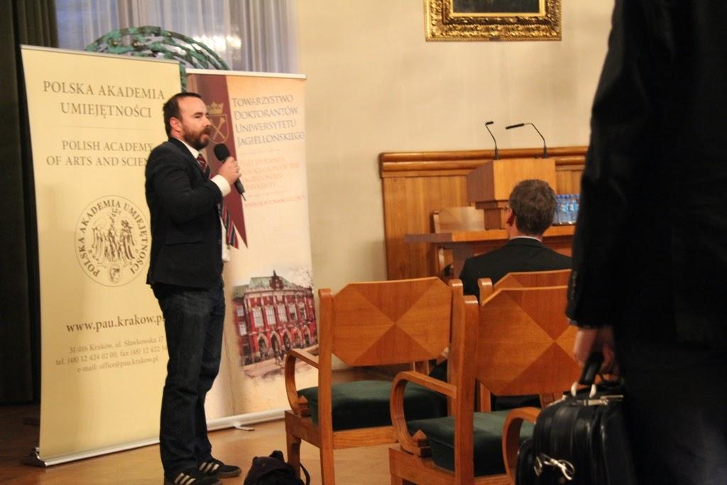 Konferencja Metody geofizyczne w archeologii polskiej (fot. J. Karmowski, K. Kiersnowski) - geof%2B%252835%2529.JPG