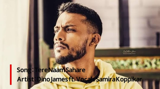 Tere Naam Sahare - Dino James ft. Vocals Samira Koppikar|Hindi Lyrics|Songlyric71|