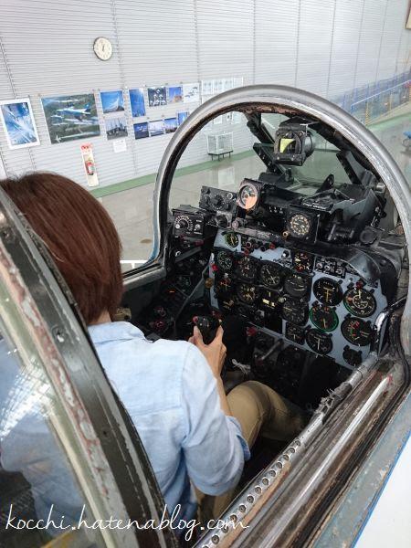 F-86Fにも乗った