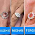 Queen Elizabeth, Kate Middleton, Princess Diana,and Meghan Markle. Who has the most expensive engagement ring?