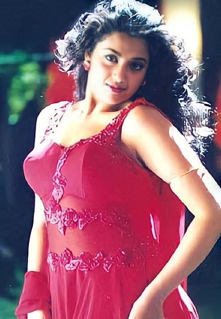 Actress Meena sexy