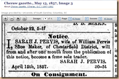 Sarah J. Pervis