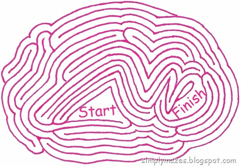 Maze Number 91: Don't Bother Me