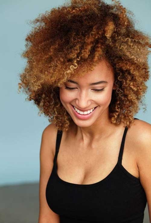 Pleasant Is Naturally Curly Hair Attractive Short Curly Hair Short Hairstyles Gunalazisus