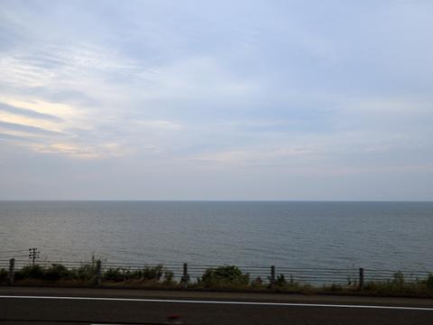 名鉄バス「名古屋~新潟線」 2801 車窓 その3