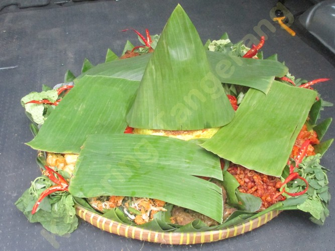 Nasi Tumpeng Serpong