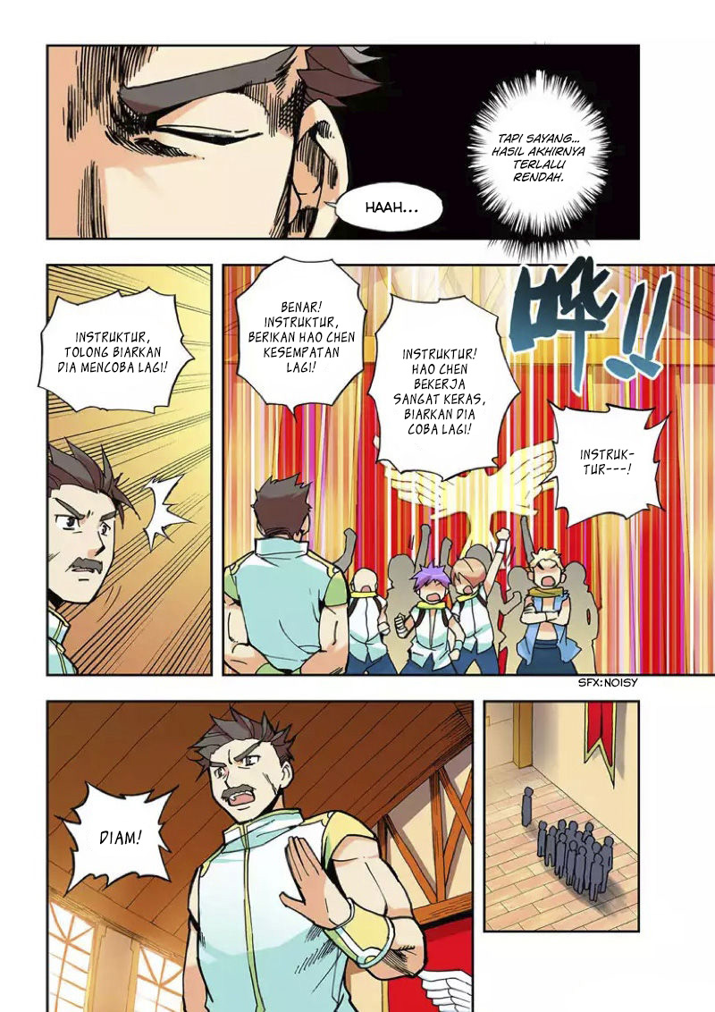 Baca Manga Shen Yin Wang Zuo Chapter 1 Komik Station