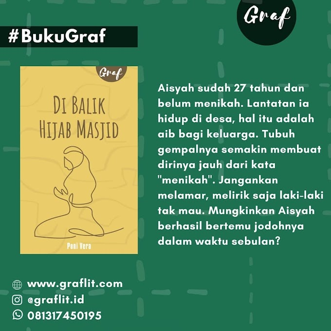 Novel Di Balik Hijab Masjid