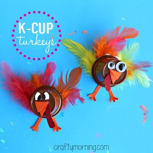 KCup Turkeys