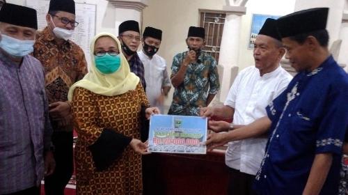 M Yani Harapkan Dukungan Masyarakat Padang Pariaman Untuk Pembangunan Jalan Tol.