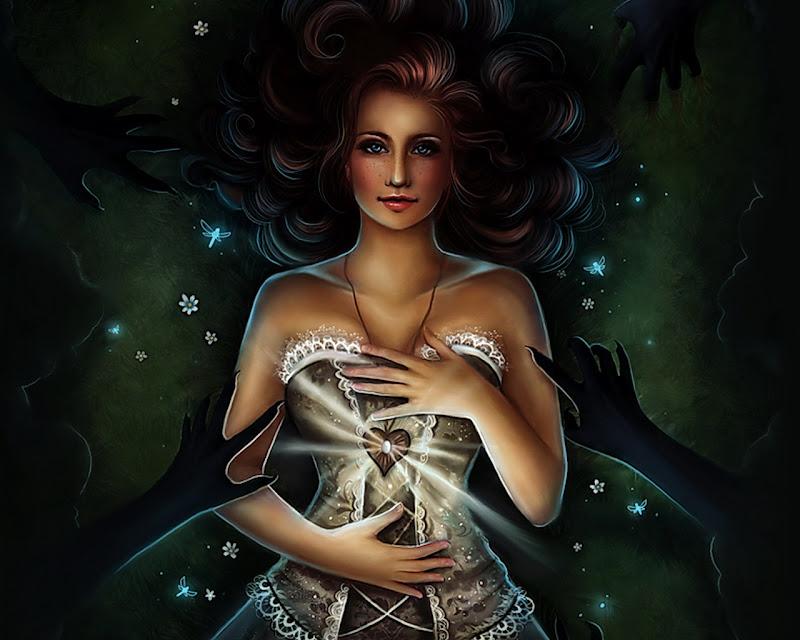 Cool Sorceress Of Goodness, Sorceress 2
