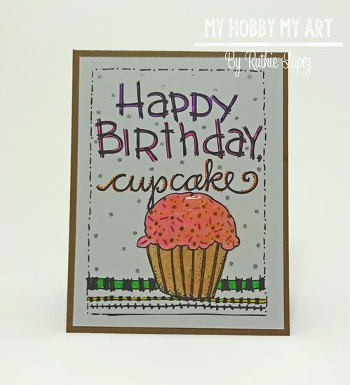 Happy Birthday Card, Adornit, Ruthie Lopez 6