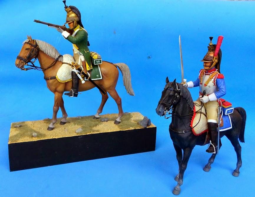 Trumpeter 1st Westphalian Cuirassiers Regiment 1813 MiniArt 1/16 SAM_1790