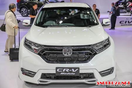 Honda CR-V thế hệ mới vừa ra mắt đã có bản Modulo