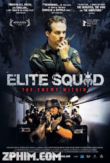 Biệt Đội Tinh Nhuệ 2 - Elite Squad: The Enemy Within (2010) Poster