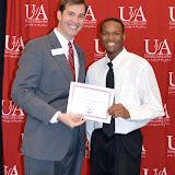 Scholarship Ceremony Spring 2013 - Congressman%2BMike%2BRoss%2BEducation%2BScholarship%2B-%2BByron%2BSmith%2Bcopy.jpg