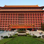 The Grand Hotel in Taipei, Taiwan in Taipei, T'ai-pei county, Taiwan