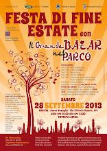 Foto: FESTA DI FINE ESTATE + GRANDE BAZAR. Sabato 28 settembre 2013 a Gorizia.