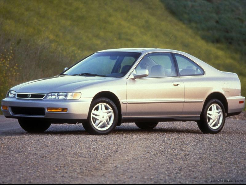 1994 honda accord coupe specifications pictures prices rh cars specs com 1994 Honda Accord DX Marron 1994 Honda Accord Ex
