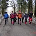 Ekipa na putu prema Viševici