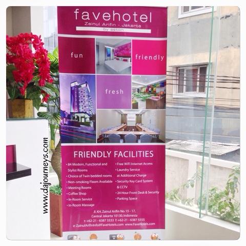 Fave Hotel Zainul Arifin