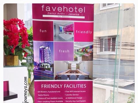 [Review] Fave Hotel Zainul Arifin Ketapang Jakarta