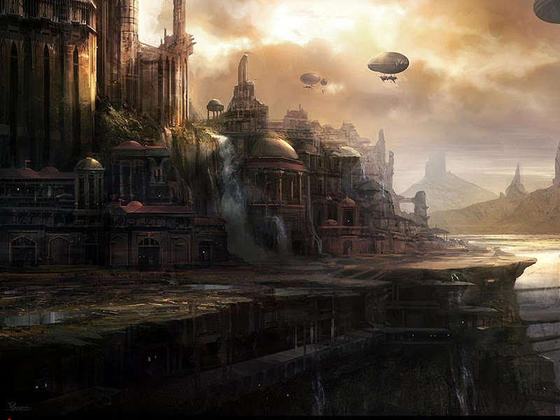 The Last Bastion Of Humanity, Magical Landscapes 2