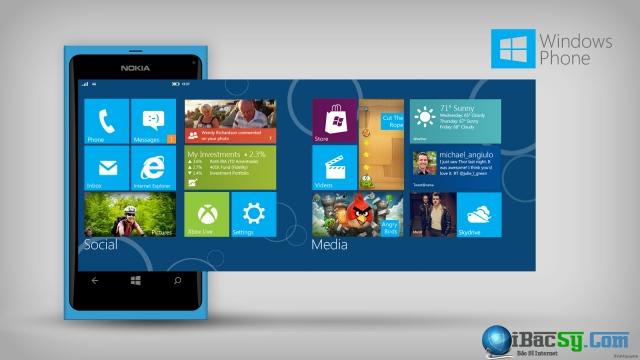 Cài ứng dụng cho Windows Phone từ thẻ nhớ