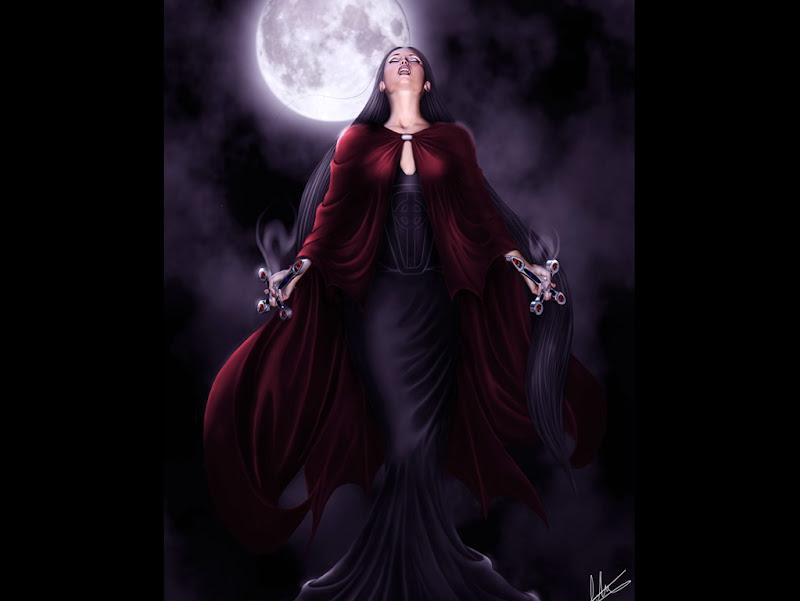 Satan And Moon, Satanic Beauties