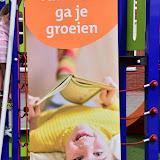 Voorleestent in Oude Pekela 2017 - Foto's Jeannet Stotefalk