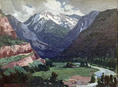 """""""Mountain Spring NM"""""""