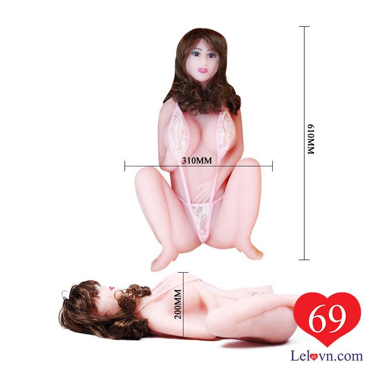 Kích thước búp bê tình dục cao cấp với vẻ đẹp hàn quốc