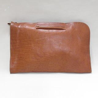 Furla Leather Attache