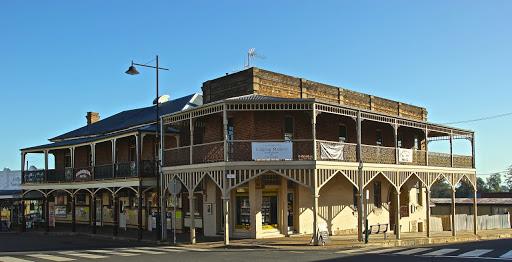 Gold era architecture, Gulgong, Australia