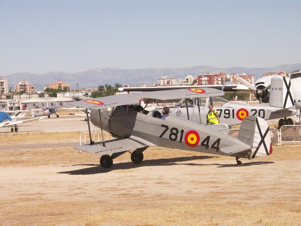 """Exhibición aerea de la Fundación """"Infante de Orleans"""". PICT0431"""