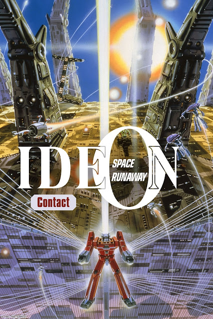 Space Runaway Ideon: Contact