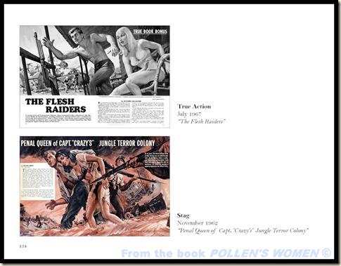 POLLENS WOMEN p124 - Samson Pollen art