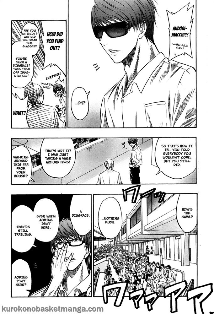 Kuroko no Basket Manga Chapter 43 - Image 18