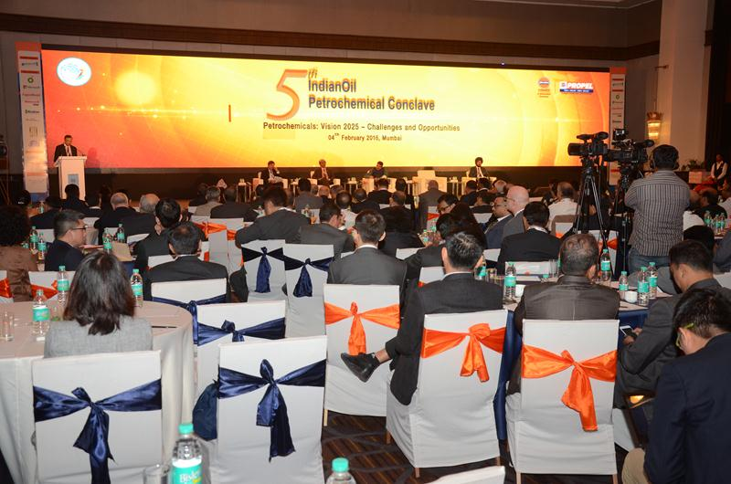 5th Indian Oil Petrochemical Conclave - 11