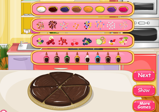 pizza cookies cooking girls 3.0.0 screenshots 7