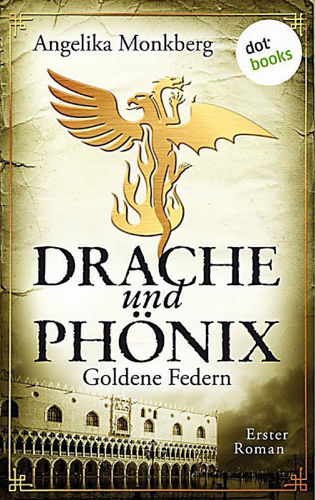 Drache und Phönix: Goldene Federn