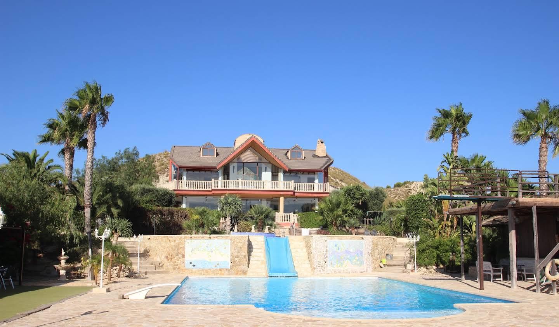 Maison avec piscine et terrasse Orihuela