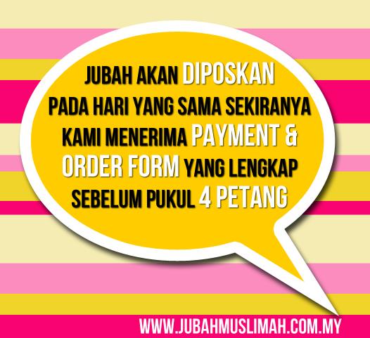 Mesti isi Order Form ye sis, TQ (^-^)v