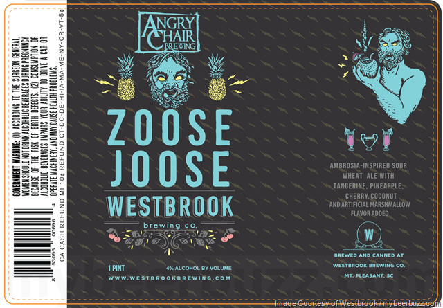 Westbrook & Angry Chair Collaborate On Zoose Joose Cans