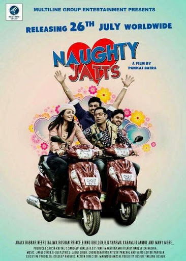 Naughty Jatts Punjabi Movie