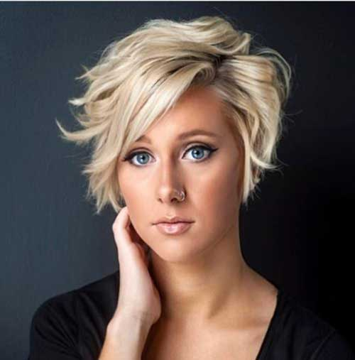 Latest Short Haircuts For Woman 2018 5