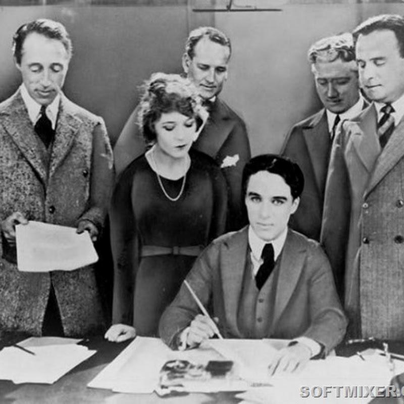 Как подписывались знаменитости