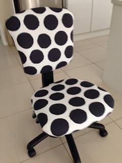re-styled office chair
